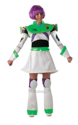 Ladies Buzz Lightyear costume