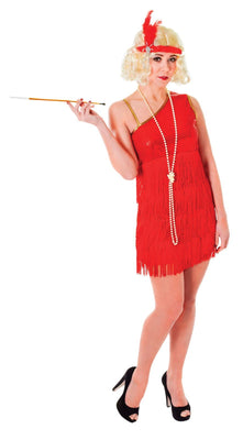 Flapper Dress Ruby