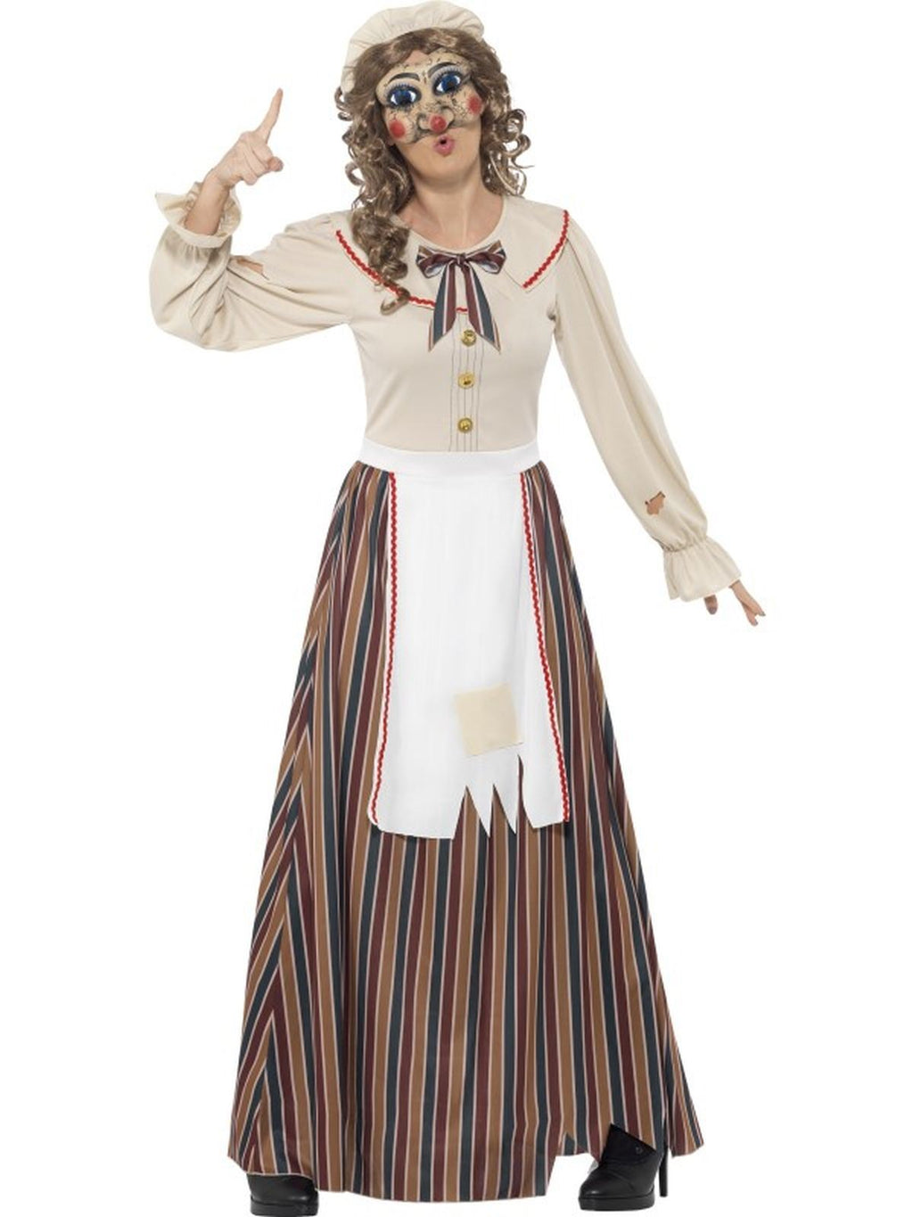 Women's Possessed Judy Fancy Dress Costume