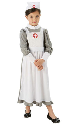 WW1 Nurse Fancy Dress Costume