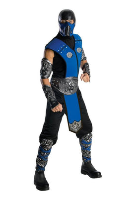 Mortal Kombat SubZero Fancy Dress Costume