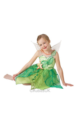 Tinkerbell Fancy Dress Costume