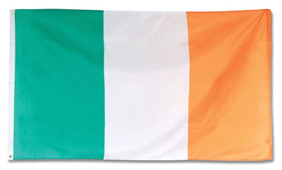 Irish Flag. 3 x 5. Cloth