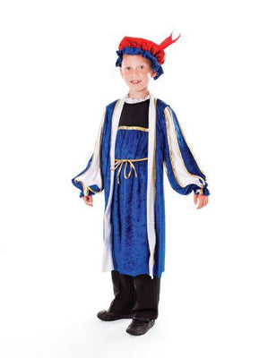 Childs Tudor Boy Costume