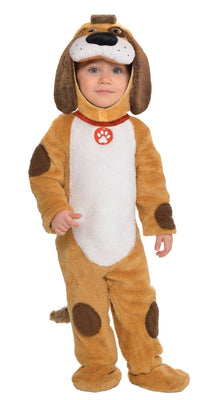 Baby Playful Pup Fancy Dress Costume