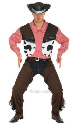 Cowboy Fancy Dress Costume