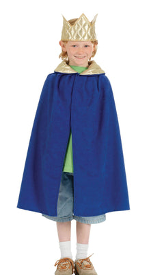 Childs Unisex Nativity Tabard- King  Blue