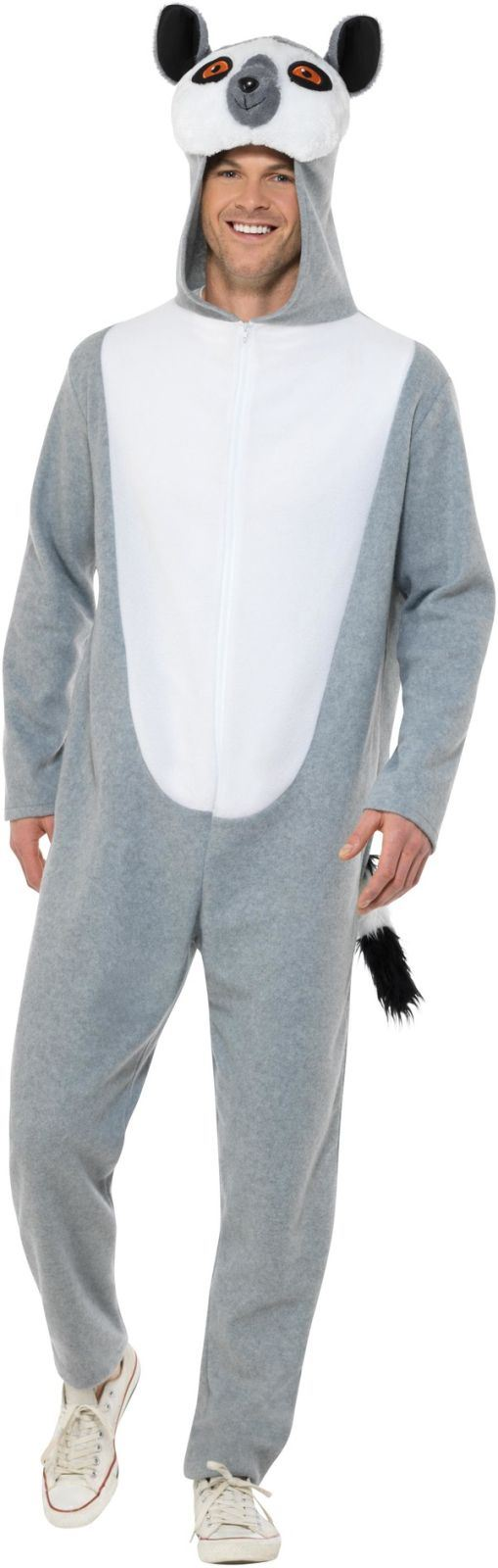 Lemur Adult Costume