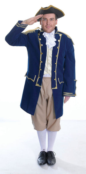 Mens Admiral of the Fleet Costume