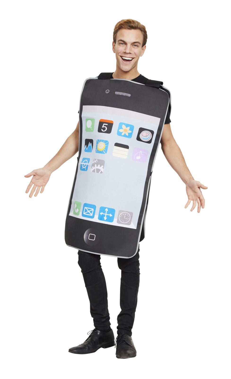 Mobile Phone Costume