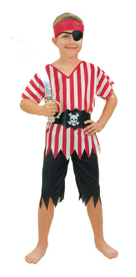 Pirate Boy Budget Costume
