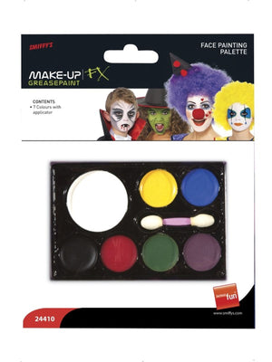Face Painting Palette