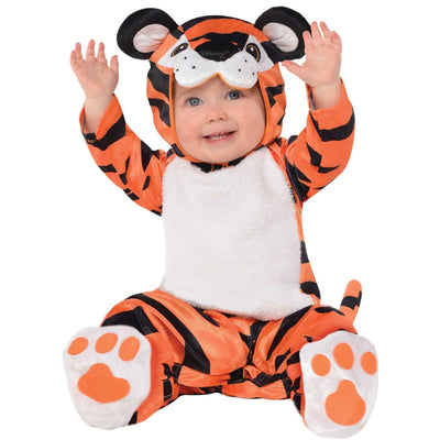 Baby Tiny Tiger Fancy Dress Costume
