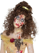 Zombie Golden Princess Wig