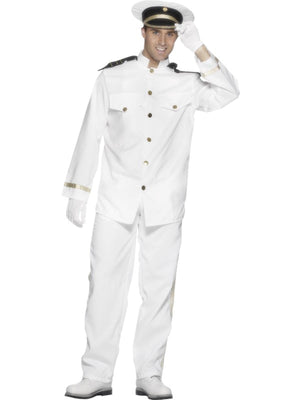 Captain Fancy Dress Costume