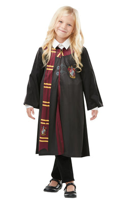 Gryffindor Robe Harry Potter Fancy Dress Costume Boook Week Licensed Dressup