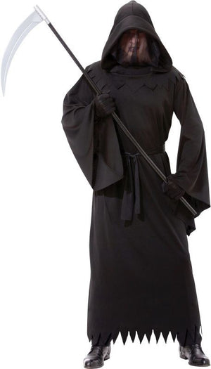 Mens Phantom Of Darkness Fancy Dress Costume