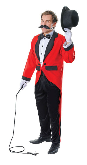 Adult Ringmaster Costume
