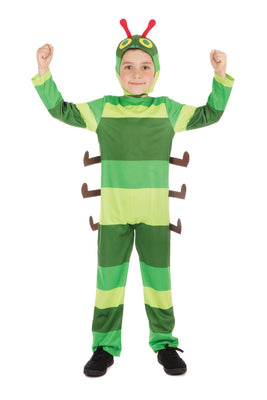 Caterpillar Kids Costume