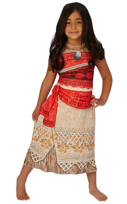 Moana Princess Costume