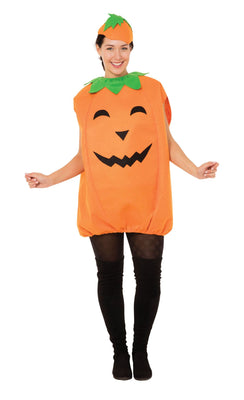 Pumpkin (Body + Hat)
