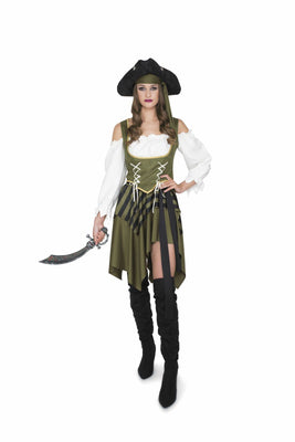 Swashbuckler Pirate Girl