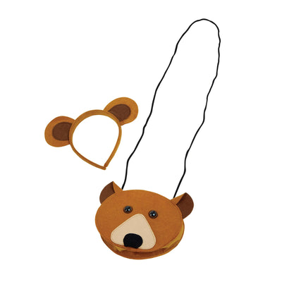 Bear Bag + Ear Set