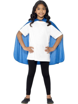 Childs Blue Cape