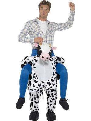 Piggyback Cow Costume