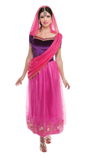 Bollywood Lady Women's Costume