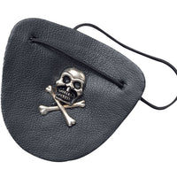 Pirate Eye Patch Leather