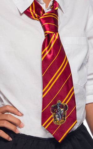 Gryffindor Tie Harry Potter