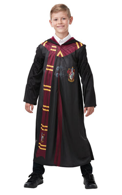 Gryffindor Robe Harry Potter Teen Fancy Dress Costume Book Week