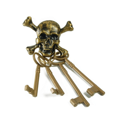 Pirate Skeleton Keys