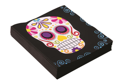 Day of the Dead Large Napkins