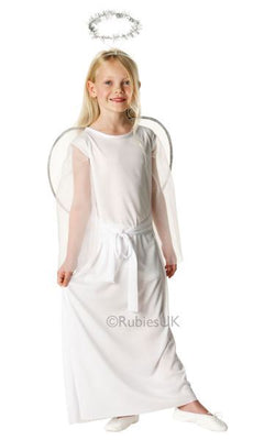 Angel Fancy Dress Costume Kids