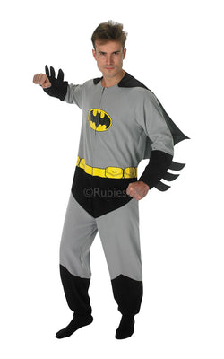 Batman Adult Jumpsuit Costume