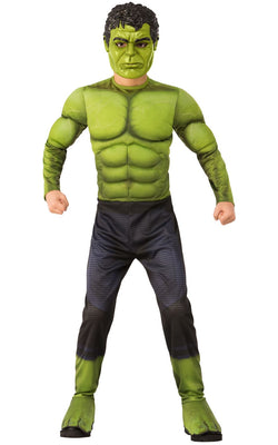 Hulk infinity Wars Boy's Fancy Dress