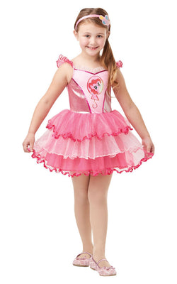 Pinkie Pie Girl's Fancy Dress Costume