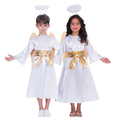 Gabriel Unisex Angel Fancy Dress Costume