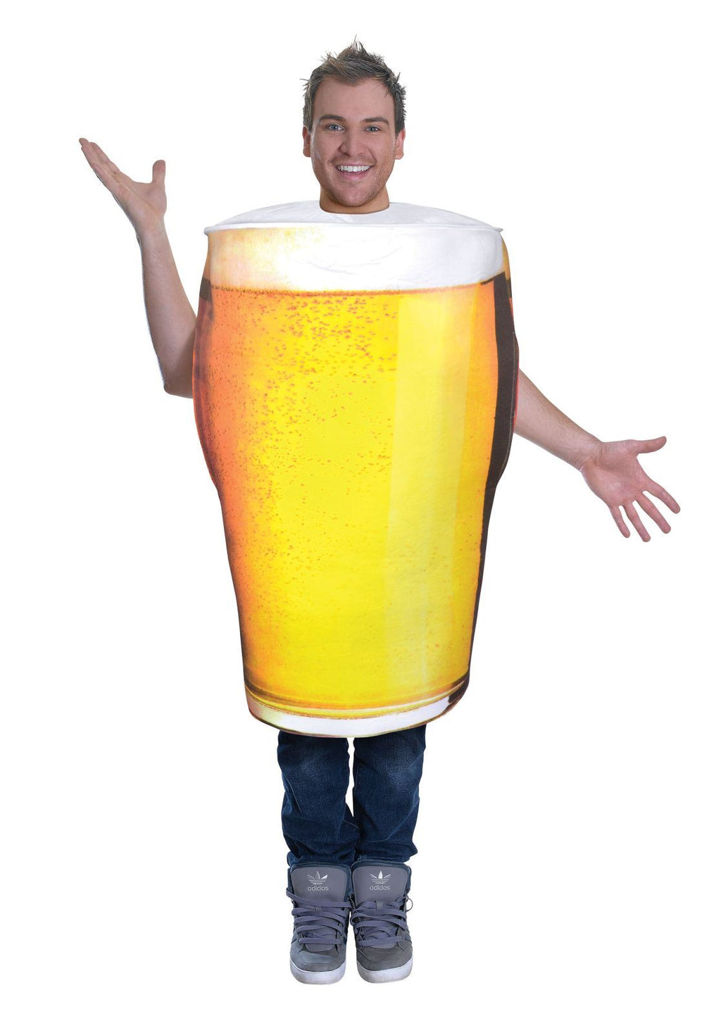 Adults Pint of beer costume