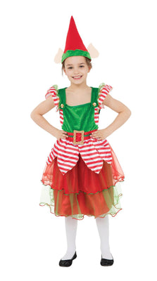 Elf Girl Costume