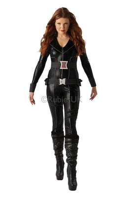 Black Widow Avengers Costume