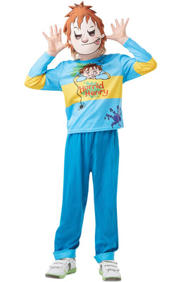 Horrid Henry Boy's Fancy Dress Costume