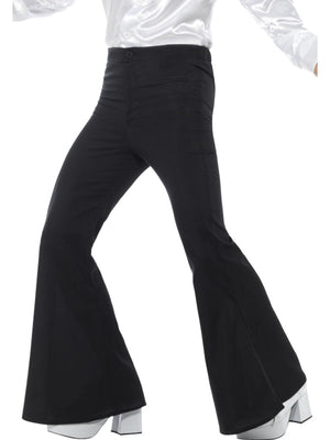Flared Trousers Men's Fancy Dress Costume
