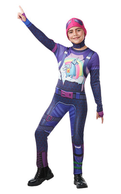 Fortnite Brite Bomber Jumpsuit Teen Costume