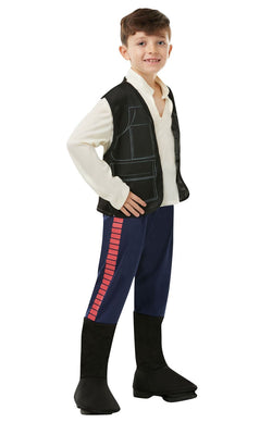 Han Solo Boy's Fancy Dress Costume