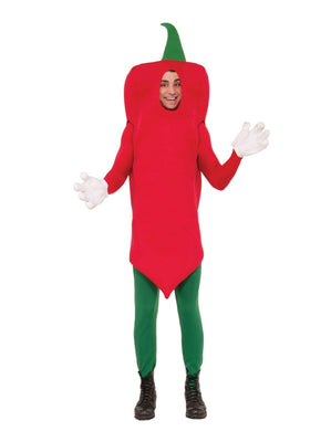 Chilli Pepper Costume Men's Costume