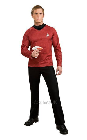 Scotty Star Trek Shirt Deluxe Men's