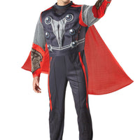 Thor Marvel Avengers Superhero Fancy Dress Costume Outfit
